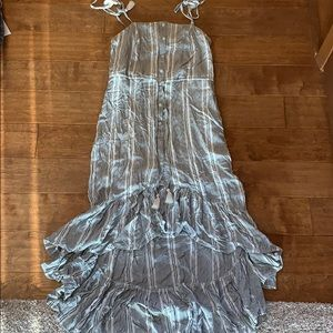 NWT Charlotte Russe high/low dress